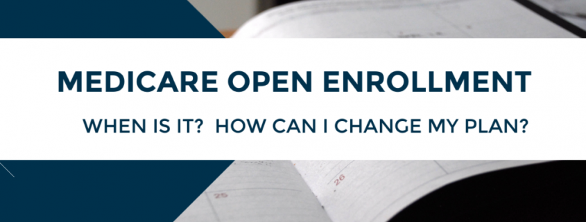 , How to Switch Medicare Plans During Open Enrollment