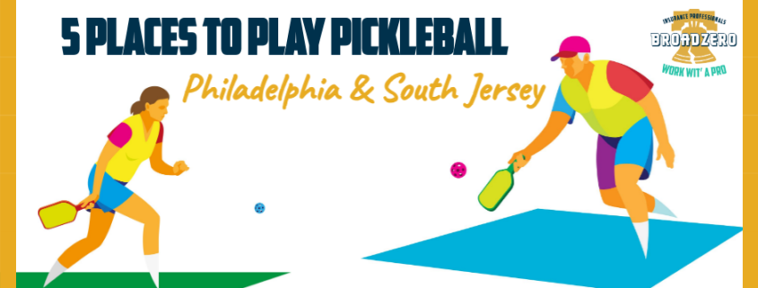 , Pickleball in Philadelphia and South Jersey